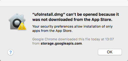 how to re-authorize opening of external applications from google chrome