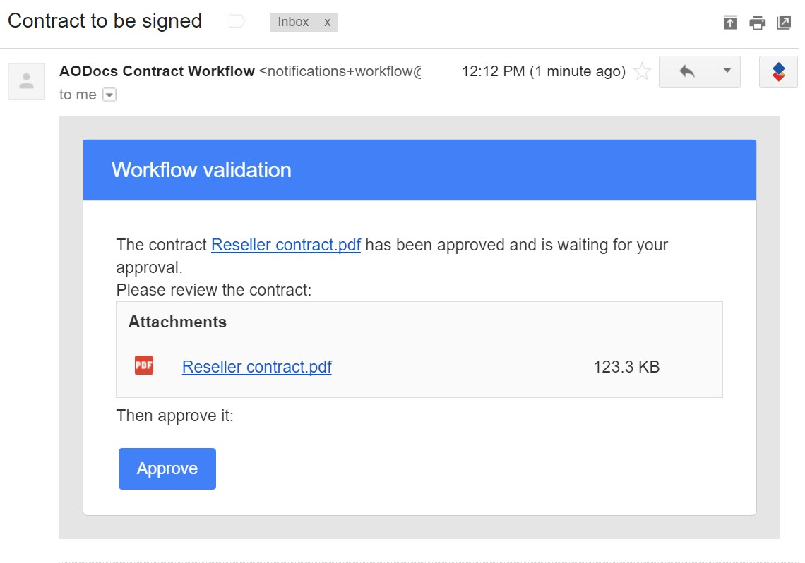 Step Configuration Configure Workflow Notifications AODocs - How to write a workflow document