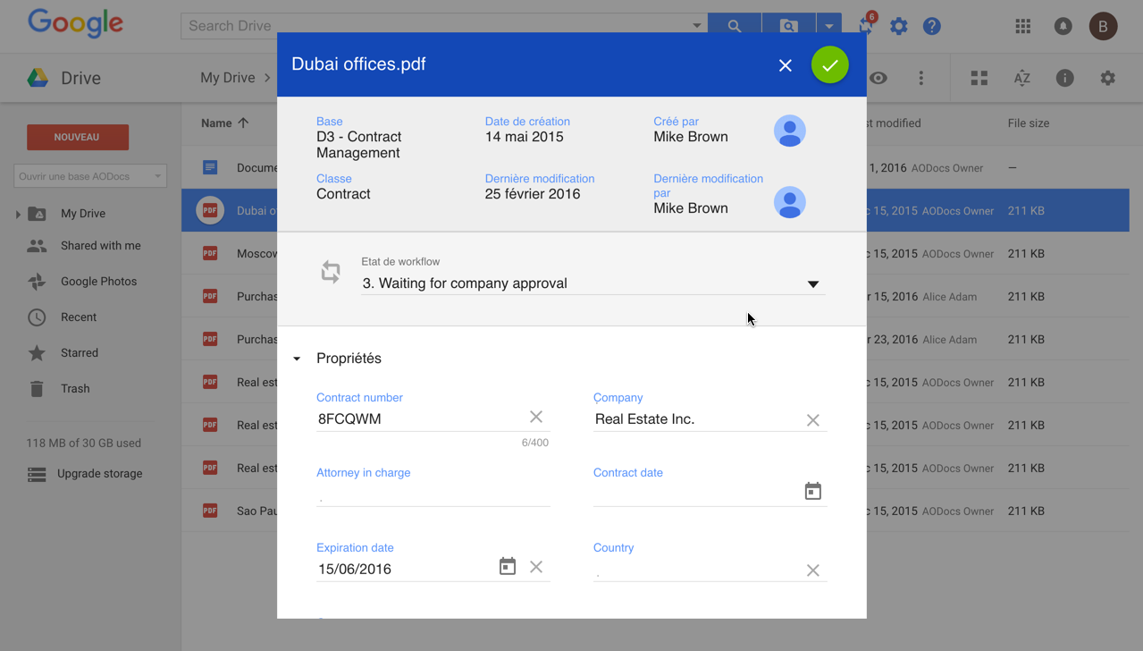 How To Edit Editing Document Properties From Google Drive